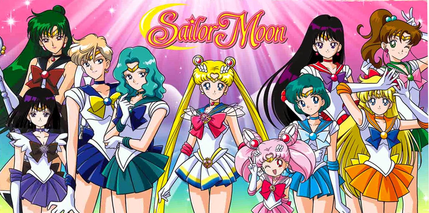 alle sailor moon folgen