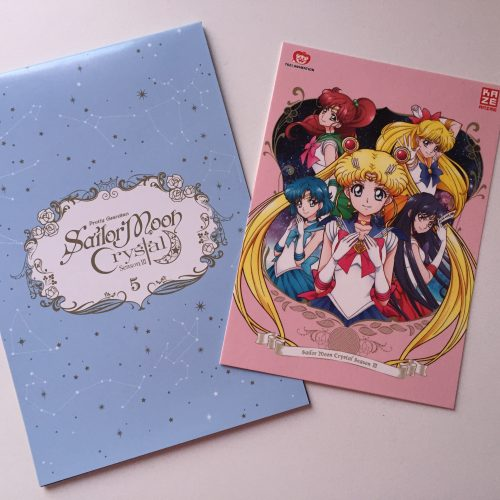 Booklet & Postkarte